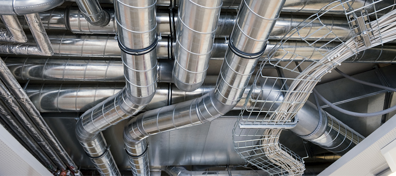 How Does Your HVAC Ductwork Work? | Kimiclean